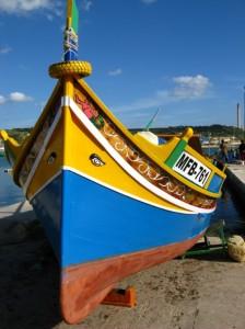 Traditional Maltese Boat - Luzzu (8)